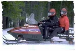 Vermont Snowmobile Tours